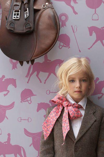 Equestrian Kids Style    #Kids #Fashion #Equestrian