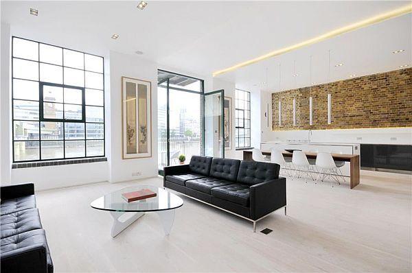 Appartement contemporain à Londres par Chiara Ferrari (3)