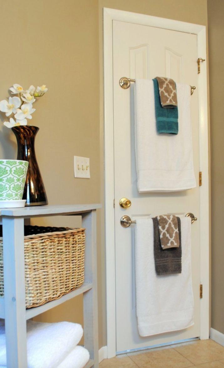 Cómo aprovechar el espacio en baños pequeños