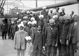 Carried 376 passengers from Punjab, India, which consisted of 340 Sikhs 24 Muslims and 12 Hindus, who were all loyal to Britain.