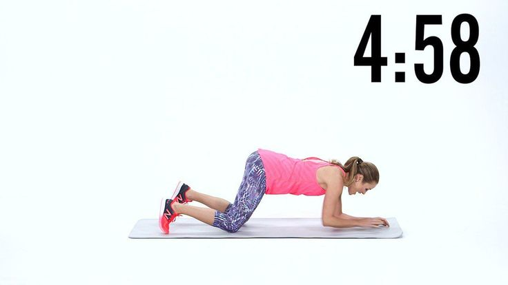 This 5-Minute Ab Workout Will Help You Run Stronger: If you're looking to push your run longer, we partnered with New Balance for this quick core workout that builds essential muscles for a stronger performance.