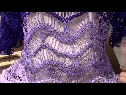 Blusa roxa p1 - YouTube