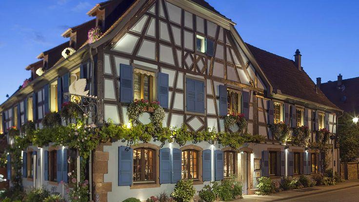 √ Restaurant Gastronomique Le Cygne Restaurant Gundershoffen Restaurant Gastronomique Alsace