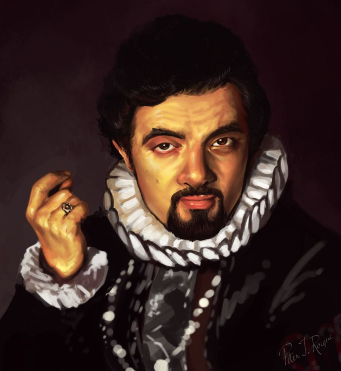 Black Adder by peterocque.deviantart.com on @deviantart