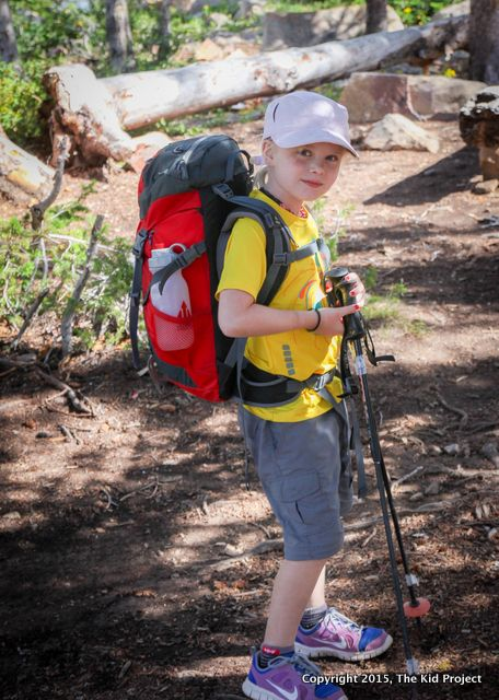 Q&A: Backpacking with kids [Backpacks for small kids]                                                                                                                                                                                 More