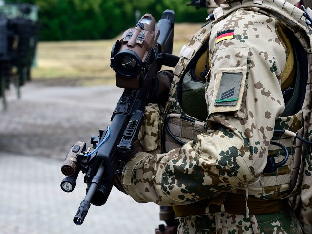 GERMAN ARMY COULD BE DEPLOYED TO STREETS FOR FIRST TIME SINCE 1945, THANKS TO MERKEL'S IMMIGRATION POLICIES