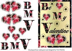 My Valentine on Craftsuprint - View Now!