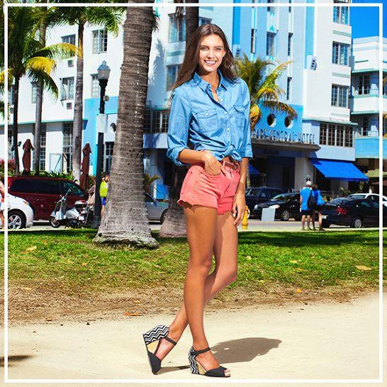 """Todo el estilo casual y sofisticado que buscas lo tienen las SKECHERS """"Bahamas"""". Conoce este y otros modelos de la línea Cali."""