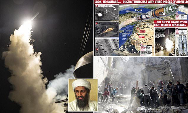 an inconvenient truth ????? or downright Lie ??? PETER HITCHENS: Our 'noble' cause? Dropping bombs for Al Qaeda