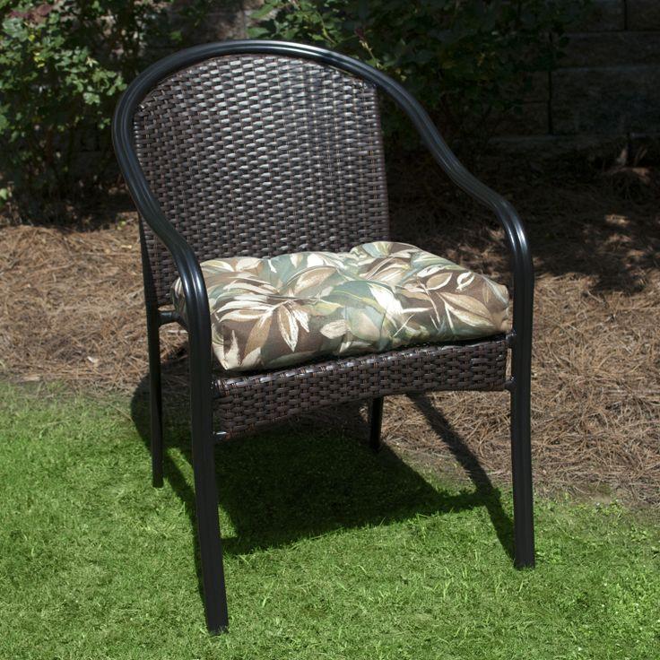 Plantation Patterns Hampton Bay Seabreeze Cushion Available At The Home  Depot.
