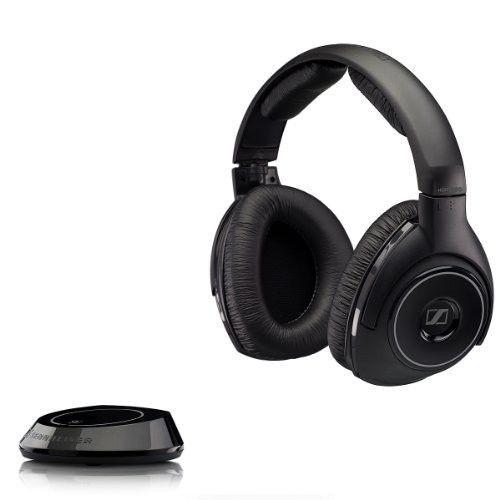 Sennheiser Wireless Headphones Digital Headset Earphone Handsfree Cordless Range #Sennheiser #wireless #headphones