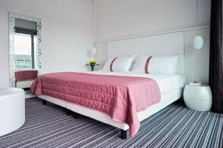 Hotelbeschreibung Hotel Holiday Inn Nola - Naples Vulcano Buono • HolidayCheck | Neapel / Sorrent / Kampanien, Italien