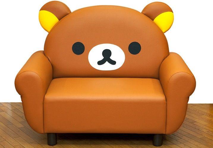 Sit on Rilakkuma's face with $1,800 sofa - Japanator