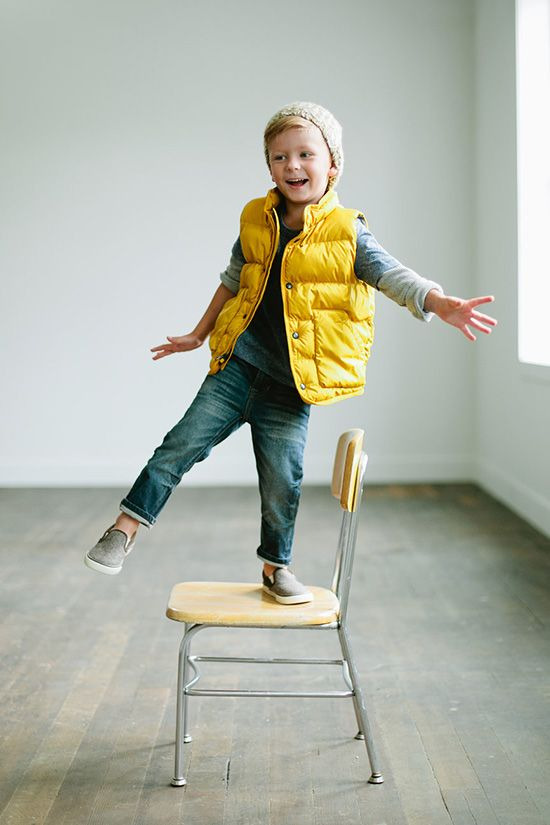 Gap Kids Back to School Looks {For the Boys}