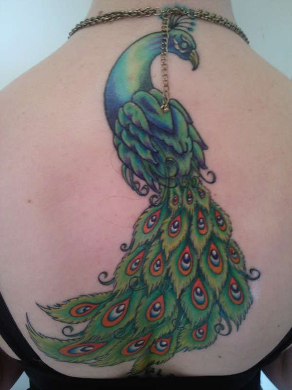 Henna Peacock Tattoo Lower Back: 12 Best Images About Tattoo Ideas On Pinterest