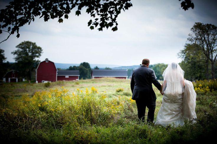 Jennifer & Mike @ Knox Farm State Park – Wedding Photography East Aurora, NY