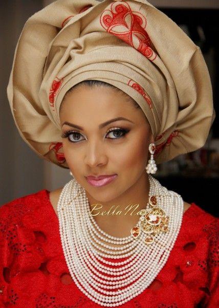 "BellaNaija Weddings presents ""No One Like You!"" P-Square Star Peter Okoye & Lola Omotayo's Dazzling Traditional Wedding   Bella Naija"