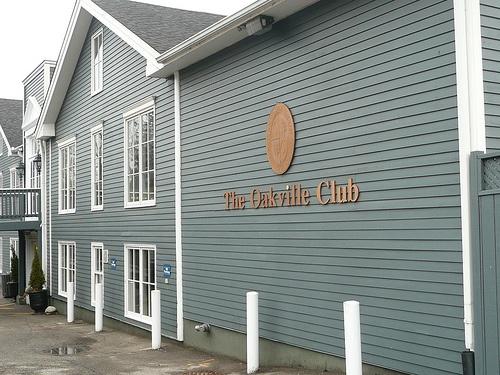Oakville Club, Oakville Harbour, Oakville, Ontario