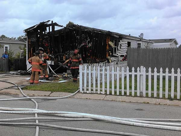 Cause of Eastbrook mobile home fire found Vanderburgh - 14 News, WFIE, Evansville, Henderson, Owensboro