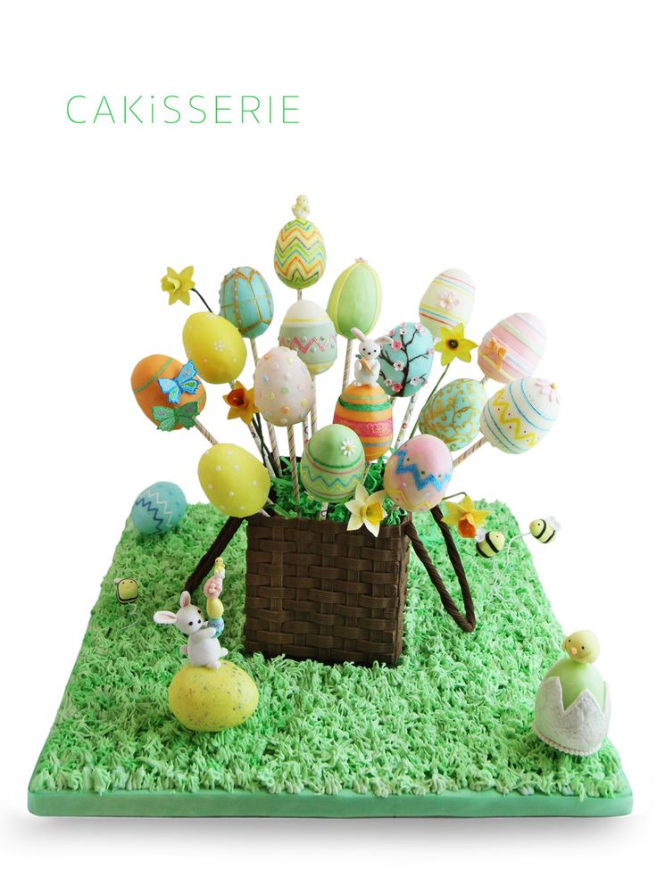 Easter cake pop ideas - Which is your favourite? http://www.poll-maker.com/poll275380x60484400-10  #Cakisserie