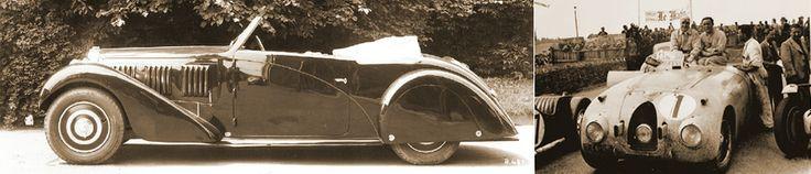 bugatti.com - Type 57, Type 57 S
