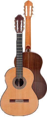 Ver Modelo B50 Guitarra Clásica del Constructor Francisco Bros, en el Blog de guitarra Artesana