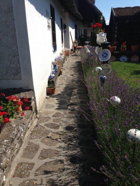 Tihany, Hungary http://mertutaznijo.cafeblog.hu/2014/07/06/levendulas-tihany/ #tihany #hungary #balaton #lavender