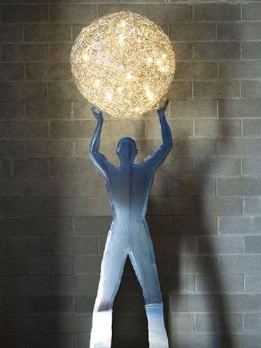 Catellani & Smith Uomo della Luce XL-XXL Terra