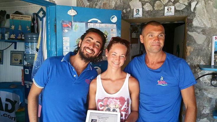Diving Club ecosostenibile Toscana:Enfola