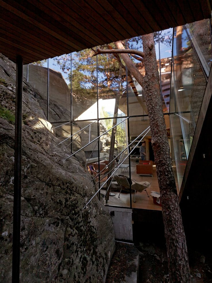 architecture norway | Summer House, Storfjord
