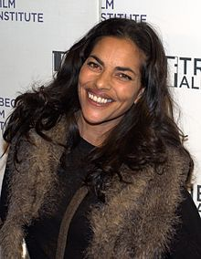 Sarita Choudhury (1966) is an English actress best known for her roles in Mississippi Masala, The Perez Family, Gloria, The House of the Spirits, and Lady in the Water.
