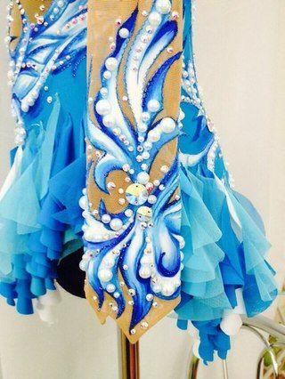 марина дмитренко купальники для художественной гимнастики - Поиск в Google