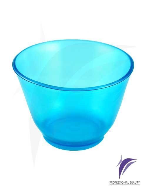 Mezclador Moldeable Azul: Mezclador elaborado en plástico moldeable ideal para la mezcla de mascarillas hidroplasticas.