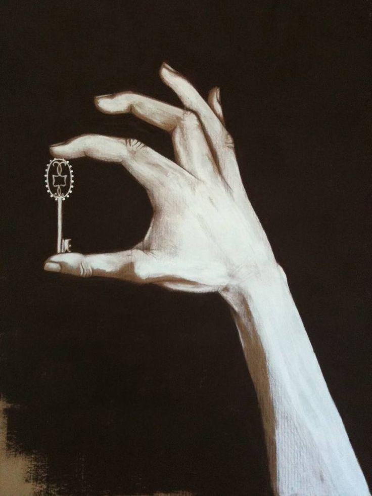 """Saatchi Art Artist gabriella gonella; Painting, """"EVASIONE"""" #art"""