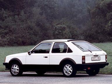 Opel Kadett SR 3-door (1979 – 1984).