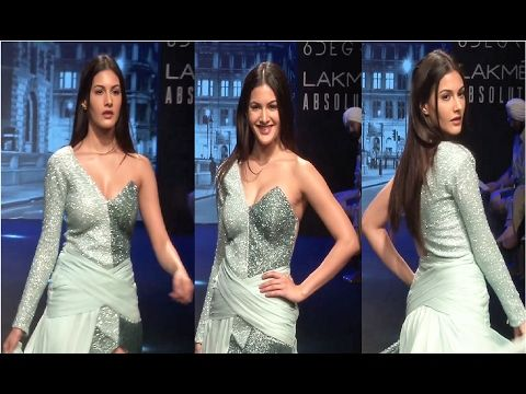 WATCH Amyra Dastur's stunning ramp walk at Lakme Fashion Week 2017.  Click here to see full video >>> https://youtu.be/-Mkm5EPlvpk  #amyradastur #lakmefashionweek #lakmefashionweek2017 #lfw #lfw2017 #bollywood #bollywoodnews #bollywoodnewsvilla