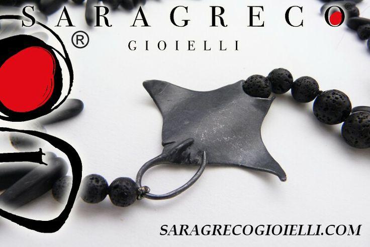...sembra una #manta ...ma è #argento ...ARGENTOVIVO♥♡♥!!!  by #sgg #saragrecogioielli   www.saragrecogioielli.com