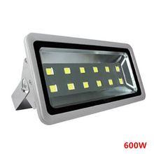 US $47.30 Waterproof LED Floodlight AC85-265V Warm White/Cold White COB 100W/600W Reflector Flood Lighting Spotlight Outdoor Gargen Lamp. Aliexpress product