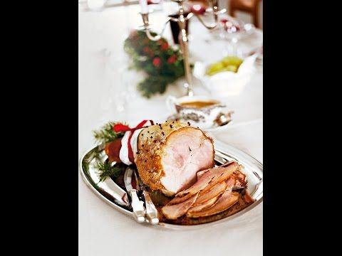 Osallistu arvontaan ja voita jouluksi potkallinen juhlakinkku pöytään! Kilpailu päättyy 13.12.2017