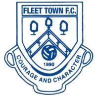1890, Fleet Town F.C. (England) #FleetTownFC #England #UnitedKingdom (L16641)