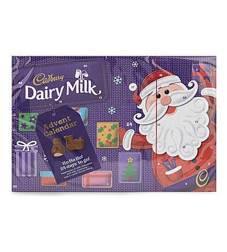 CADBURY Chocolate advent calendar 200g