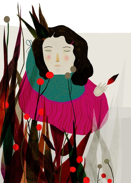fioritura by *Daniela Tieni