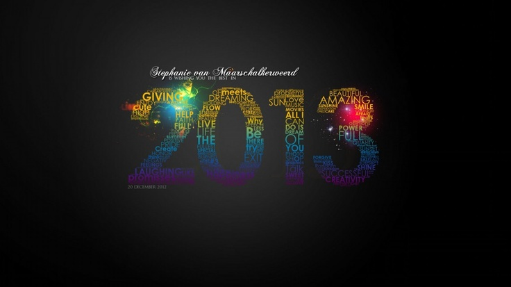 Happy 2013 Wishes Images