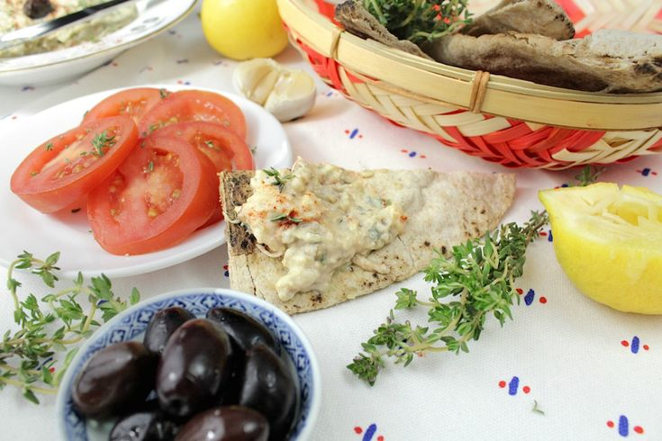 <p>Just one taste of this Lemon & Thyme Baba Ghanoush will transport you to warmer shores</p>
