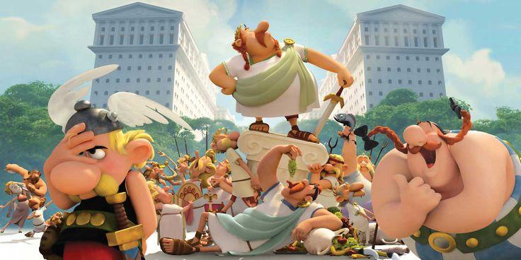 Astérix ; Le Domaine des Dieux, un film d'Alexandre Astier et Louis Clichy: Critique