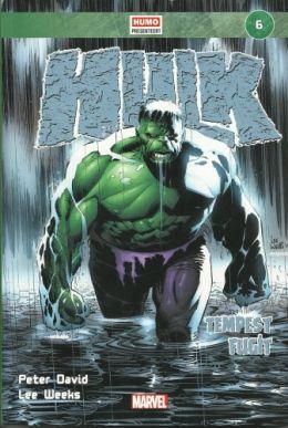 Hulk: Tempest fugit. (SC) (Panini Comics + Humo) (Nederlandstalige comics) (2014) : Comic Books (Superhelden en zo)... mijn collectie!