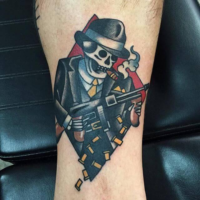 Great Tattoo by Adam Truarn  See More ::   #tattoo #tattoos