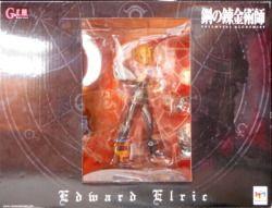 メガハウスG.E.Mシリーズ鋼の錬金術師 FULLMETAL ALCHEMISTエドワードエルリック