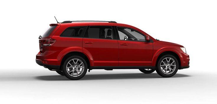 2015 Dodge Journey - Affordable Midsize Crossover