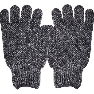 Earth Therapeutics Charcoal Exfoliating Gloves